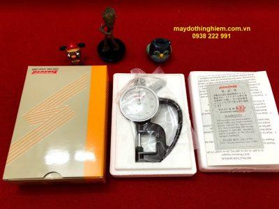 Đồng hồ đo độ dày cơ Peacock G-0.4N - 0938 222 991 - maydothinghiem.com.vn