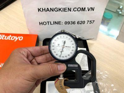 Đồng hồ đo độ dày Mitutoyo 7327 - maydothinghiem.com.vn