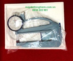 Đồng hồ đo độ dày Teclock SM-114 - maydothinghiem.com.vn