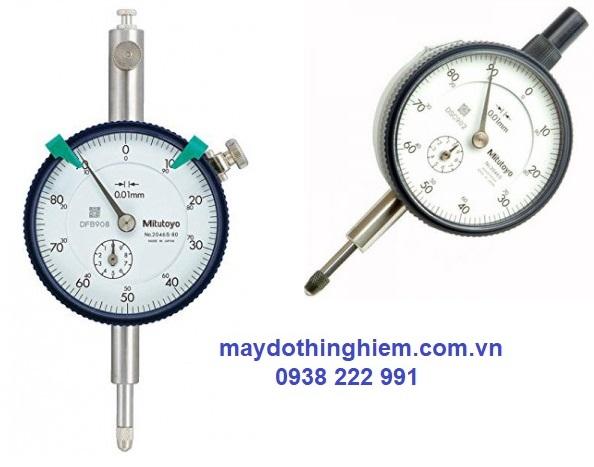 Đồng hồ so cơ Mitutoyo 2046S - maydothinghiem.com.vn - 0938 222 991
