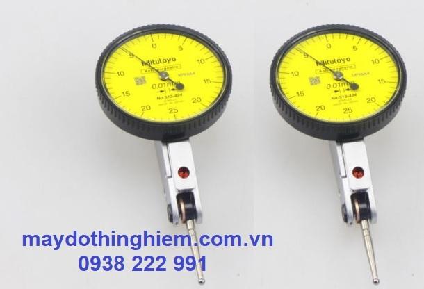 Đồng hồ so Mitutoyo chân gập 513-424E - maydothinghiem.com.vn