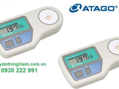 Khúc xạ kế đo độ mặn điện tử Atago ES-421 - maydothinghiem.com.vn - 0938 222 991