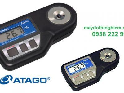 Khúc xạ kế đo độ ngọt Atago PR-101 Alpha - maydothinghiem.com.vn - 0938 222 991