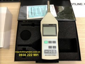 Máy đo độ ồn Tenmars TM-101 - maydothinghiem.com.vn - 0938 222 991