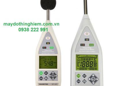 Máy đo ồn tích phân Tenmars ST-107 - maydothinghiem.com.vn - 0938 222 991