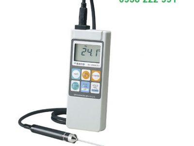 Nhiệt kế điện tử Sato SK-1250MCIII α - maydothinghiem.com.vn - 0938 222 991
