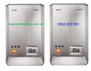 Thiết bị đo ghi nhiệt độ Testo 176 T1 - maydothinghiem.com.vn - 0938 222 991