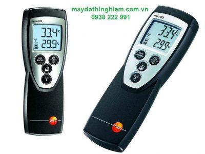 Thiết bị đo nhiệt độ Testo 925 - maydothinghiem.com.vn - 0938 222 991