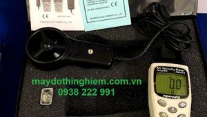 Hướng dẫn sử dụng máy đo gió TENMARS TM-413 - maydothinghiem.com.vn - 0938 222 991