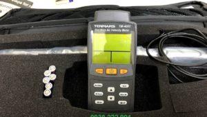 Hướng dẫn sử dụng máy đo tốc độ gió TENMARS TM-4001 - maydothinghiem.com.vn - 0938 222 991