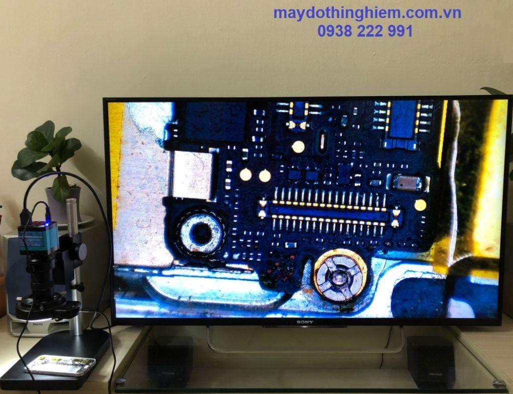 Kính hiển vi soi nổi điện tử KT1100 - maydothinghiem.com.vn