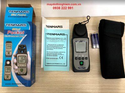Máy đo ánh sáng Tenmars TM-720 - maydothinghiem.com.vn - 0938 222 991