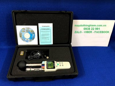 Máy đo bức xạ nhiệt Tenmars TM-188D - maydothinghiem.com.vn - 0938 222 991