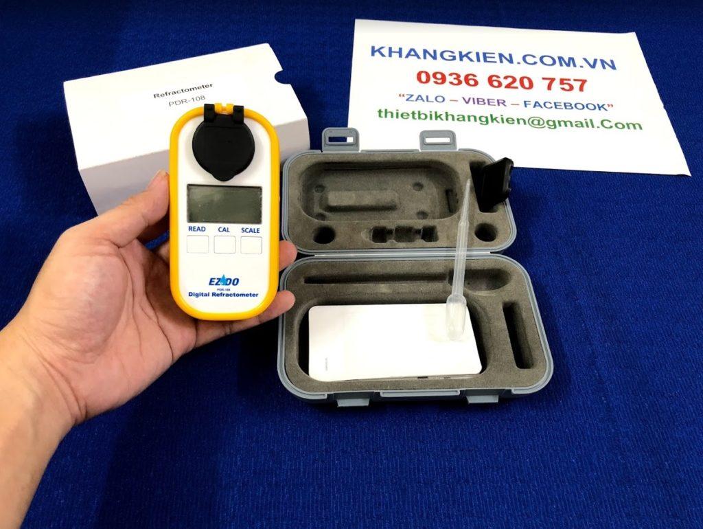 Máy đo độ ngọt GonDo PDR-108 - 0938 222 991 - maydothinghiem.com.vn