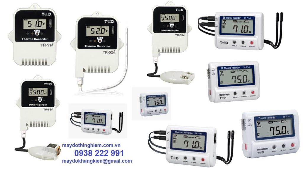 Các loại nhiệt kế tự ghi tốt nhất - maydothinghiem.com.vn - 0938 222 991