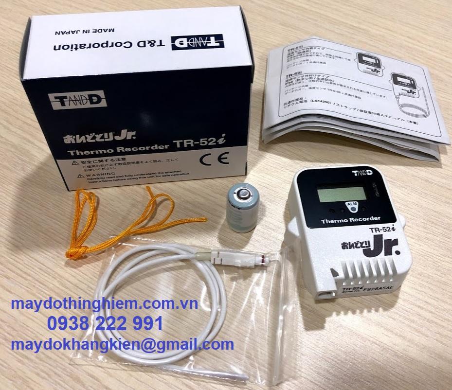 Các loại nhiệt kế tự ghi tốt nhất - maydothinghiem.com.vn