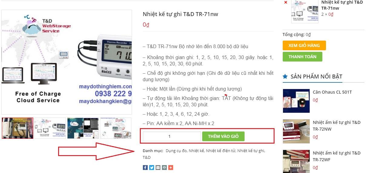 Hướng dẫn mua hàng - 0938 222 991 - maydothinghiem.com.vn