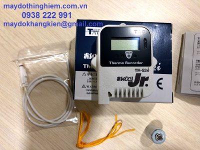 Nhiệt kế điện tử T&D TR-52i - maydothinghiem.com.vn - 0938 222 991