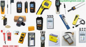 Các loại máy đo độ ẩm gỗ - Khang Kien