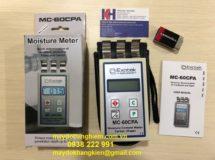 Máy đo độ ẩm giấy MC-60CPA Exotek - maydothinghiem.com.vn - 0938 222 991