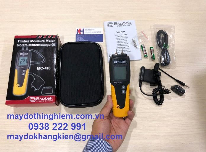 Máy đo độ ẩm MC-410 - maydothinghiem.com.vn - 0938 222 991