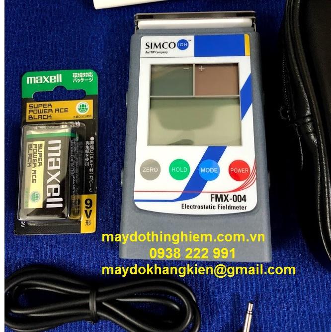 Máy đo tĩnh điện Simco FMX-004 - maydothinghiem.com.vn