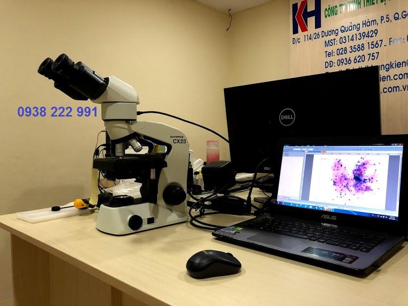 Đầu chia kính hiển vi 2 mắt thành 3 mắt t - maydothinghiem.com.vn - 0938 222 991