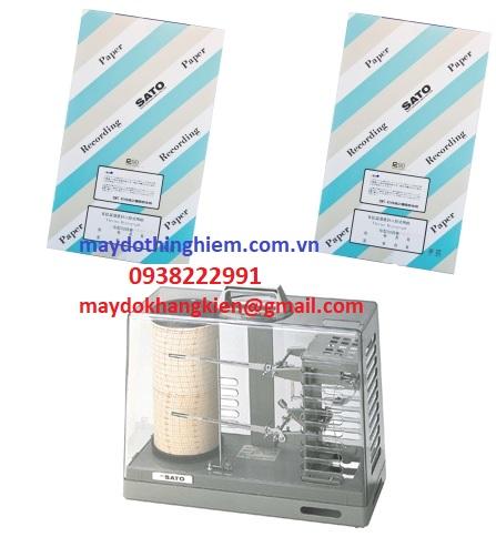 Giấy ghi nhiệt độ Sato 7211-64-maydothinghiem-com-vn-0938222991