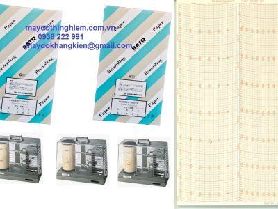Giấy ghi nhiệt Sato 7211-62 - maydothinghiem.com.vn - 0938 222 991