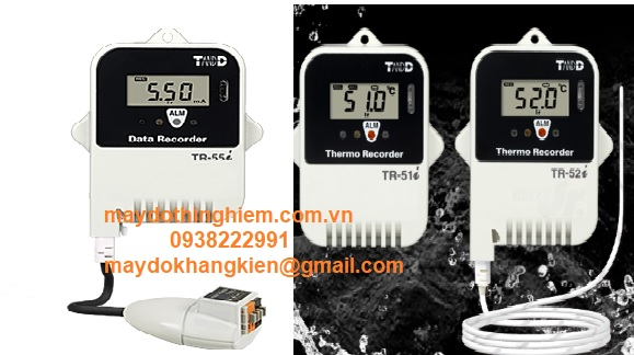 Máy đo tự ghi điện thế T&D TR-55i-mA-0938222991-maydothinghiem.com.vn