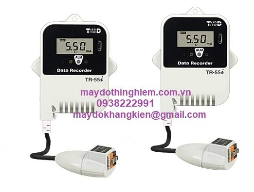 Máy đo tự ghi điện thế T&D TR-55i-mA-0938222991