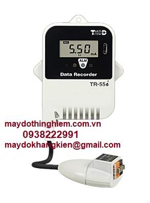 Máy đo tự ghi điện thế T&D TR-55i-mA-maydothinghiem.com.vn-0938222991