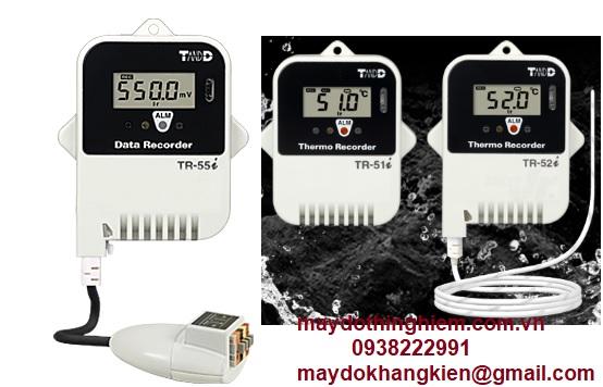 Máy ghi nhận điện áp T&D TR-55i-V-0938222991