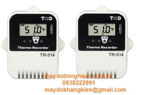 Nhiệt Kế Tự Ghi T&D TR-51i-0938222991-maydothinghiem.com.vn