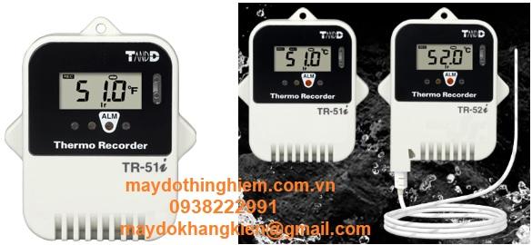 Nhiệt Kế Tự Ghi T&D TR-51i-0938222991