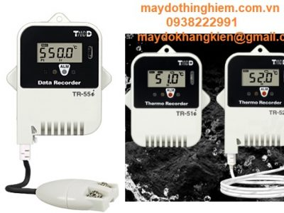 Nhiệt Kế Tự Ghi T&D TR-55I-PT-0938222991