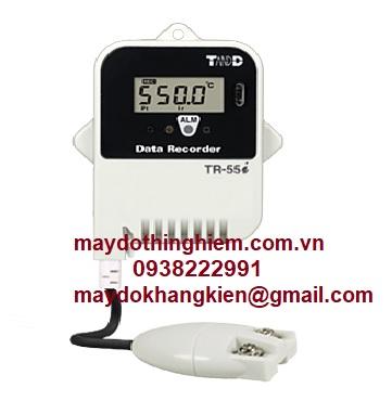 Nhiệt Kế Tự Ghi T&D TR-55I-PT-0938222991-maydothinghiem.com.vn
