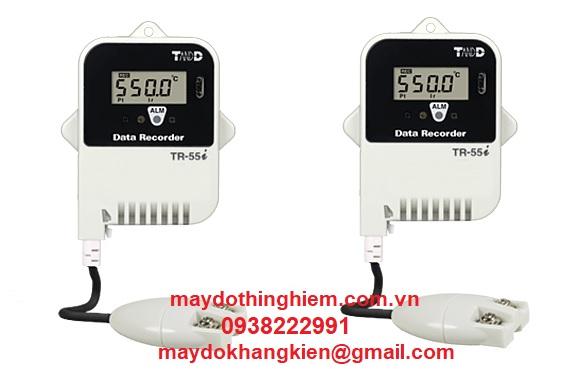 Nhiệt Kế Tự Ghi T&D TR-55I-PT-maydothinghiem.com.vn-0938222991