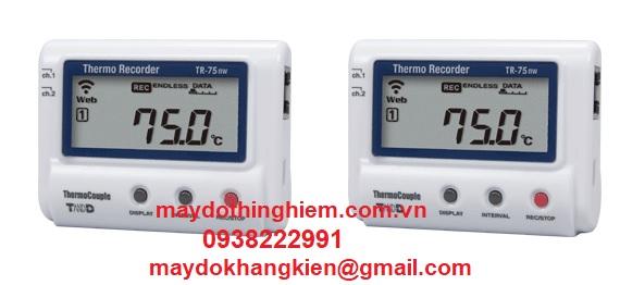 Nhiệt kế tự ghi T&D TR-75nw-0938222991-maydothinghiem.com.vn