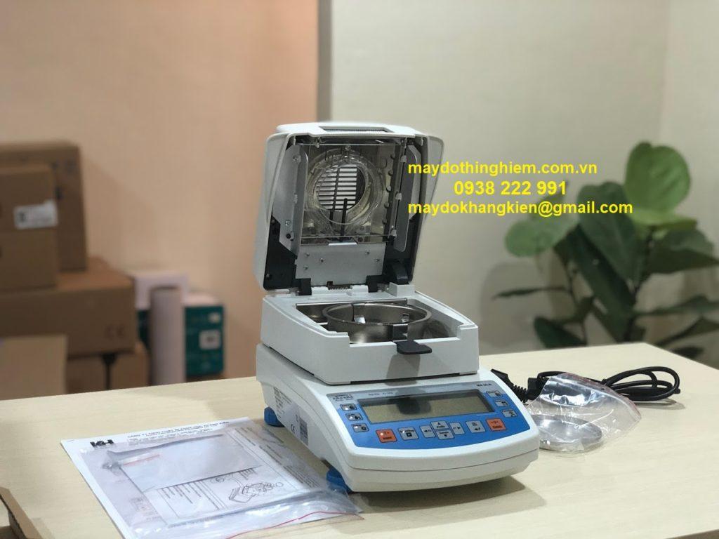 Cân sấy ẩm Radwag MA50 - maydothinghiem.com.vn - 0938 222 991