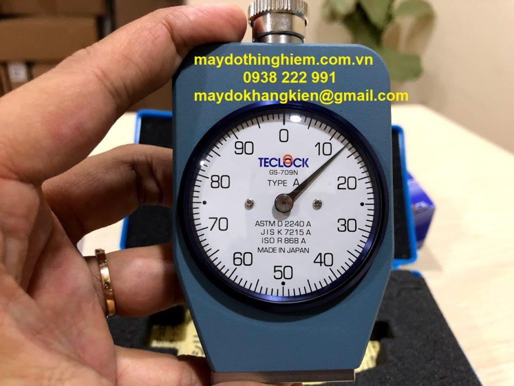 Đồng hồ Teclock GS-709N - maydothinghiem.com.vn - 0938 222 991