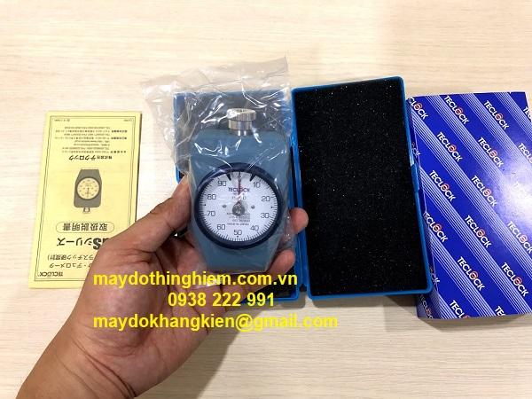 Đồng hồ đo độ cứng cao su Teclock GS-720G - maydothinghiem.com.vn
