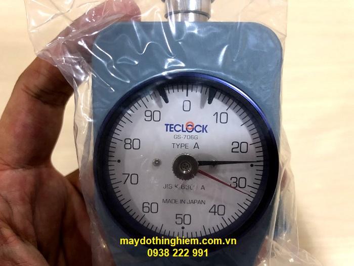 Đồng hồ đo độ cứng GS-706G - Loại A 2 kim