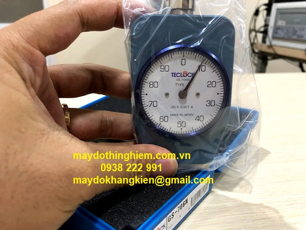 Máy đo độ cứng có chuẩn xác không - maydothinghiem.com.vn