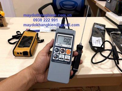 Nhiệt kế điện tử Sato SK-1260 - maydothinghiem.com.vn - 0938 222 991