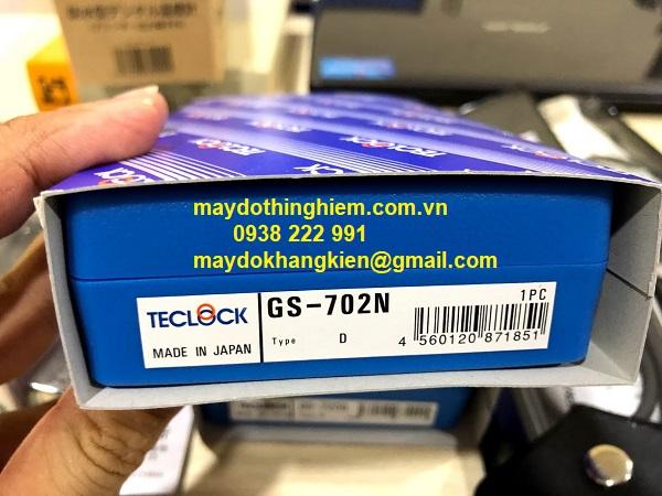 Teclock GS-702N đo độ cứng cao su - 0938 222 991