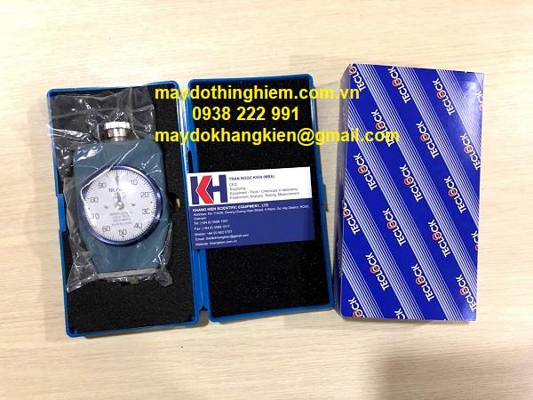 Teclock GS-702N đo độ cứng cao su - maydothinghiem.com.vn - 0938 222 991