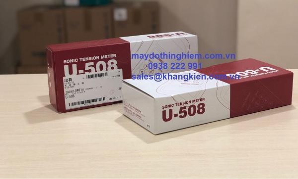 Cài đặt hoạt động máy đo Unitta U 508 - maydothinghiem.com.vn - 0938 222 991