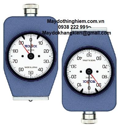 Đồng hồ đo độ cứng cao su GS-743G Teclock