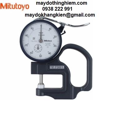 Hướng dẫn sử dụng thước đo độ dày mitutoyo 7301-maydokhangkien